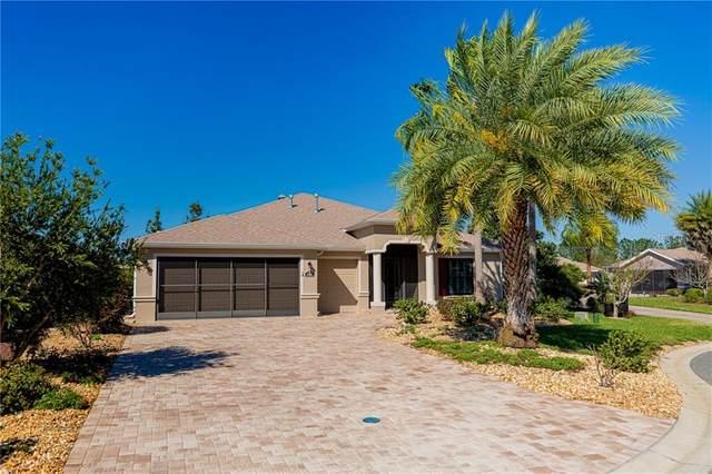 1461 SW 161ST Street, Ocala, FL 34473 (MLS #OM615827) :: Bob Paulson with Vylla Home
