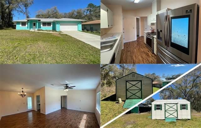 6093 E Sage Street, Inverness, FL 34452 (MLS #OM615852) :: Florida Real Estate Sellers at Keller Williams Realty