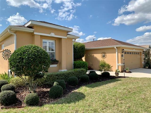 16190 SW 14TH AVENUE Road, Ocala, FL 34473 (MLS #OM615864) :: Visionary Properties Inc