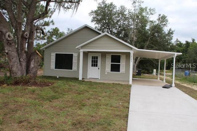 20757 SW Peacock Drive, Dunnellon, FL 34431 (MLS #OM615896) :: Globalwide Realty