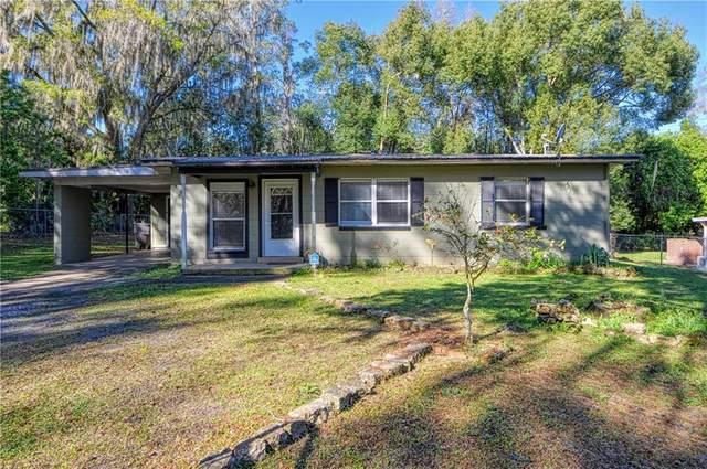 122 NE 37TH Terrace, Ocala, FL 34470 (MLS #OM615898) :: Delgado Home Team at Keller Williams