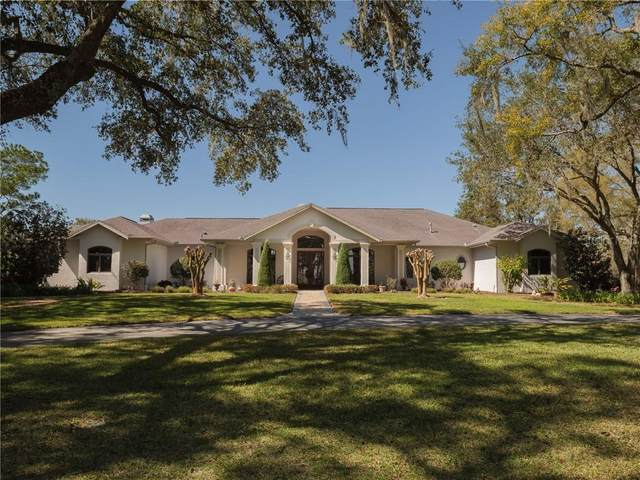 6275 NW 100TH Street, Ocala, FL 34482 (MLS #OM615920) :: Gate Arty & the Group - Keller Williams Realty Smart