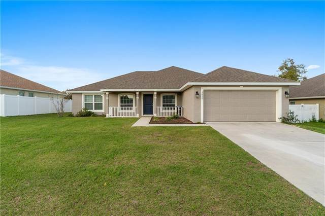 3835 SE 99TH Street, Belleview, FL 34420 (MLS #OM615933) :: The Duncan Duo Team