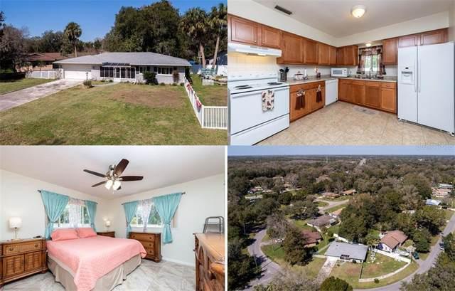 779 N Hollywood Circle, Crystal River, FL 34429 (MLS #OM615952) :: Team Bohannon Keller Williams, Tampa Properties