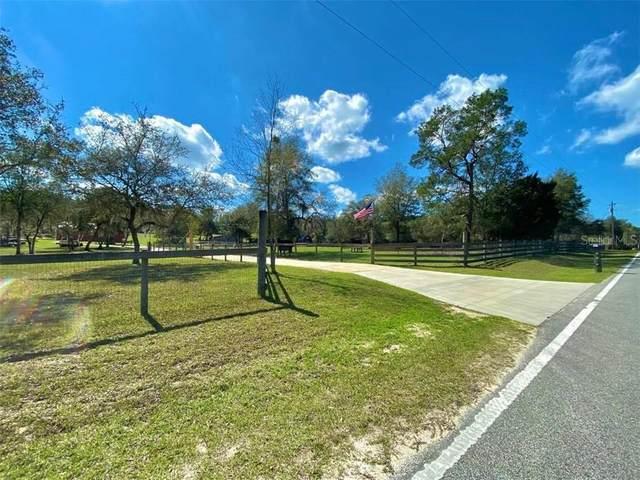 25988 Comanche Street, Brooksville, FL 34601 (MLS #OM615969) :: Better Homes & Gardens Real Estate Thomas Group