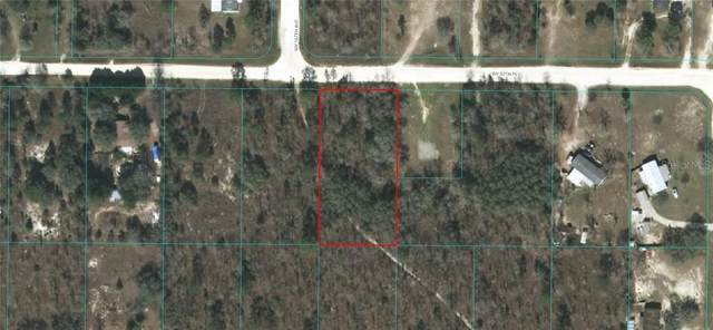 TBD SW 60TH Place, Ocala, FL 34481 (MLS #OM616000) :: McConnell and Associates
