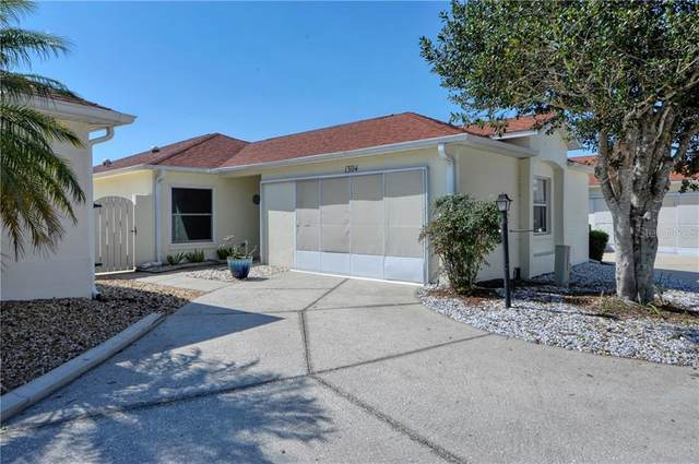 1304 Lajolla Circle, The Villages, FL 32159 (MLS #OM616001) :: Florida Real Estate Sellers at Keller Williams Realty