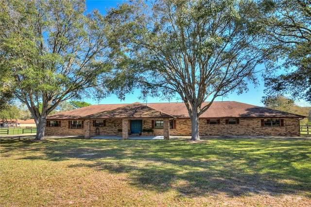 9865 Sw 74Th Ave, Ocala, FL 34476 (MLS #OM616025) :: Team Bohannon Keller Williams, Tampa Properties