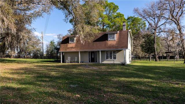 1400 NW 165TH Street, Citra, FL 32113 (MLS #OM616030) :: Bob Paulson with Vylla Home