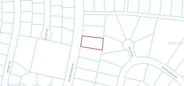 0 SW 62ND AVENUE RD, Ocala, FL 34476 (MLS #OM616039) :: Southern Associates Realty LLC