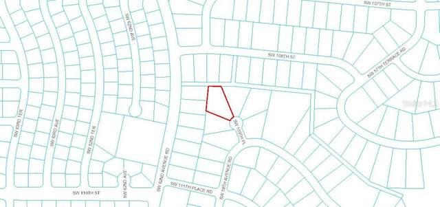 0 SE 109TH PLACE, Ocala, FL 34476 (MLS #OM616040) :: Southern Associates Realty LLC