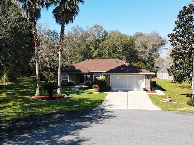 6008 SW 109TH Place, Ocala, FL 34476 (MLS #OM616043) :: The Nathan Bangs Group