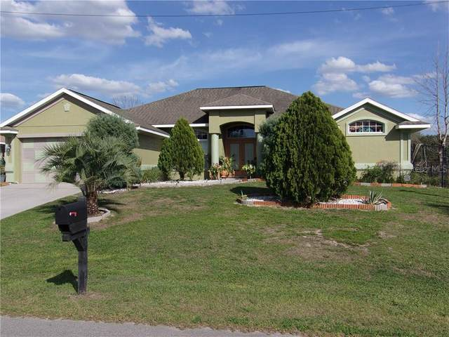 12815 SW 61ST COURT, Ocala, FL 34473 (MLS #OM616046) :: The Nathan Bangs Group
