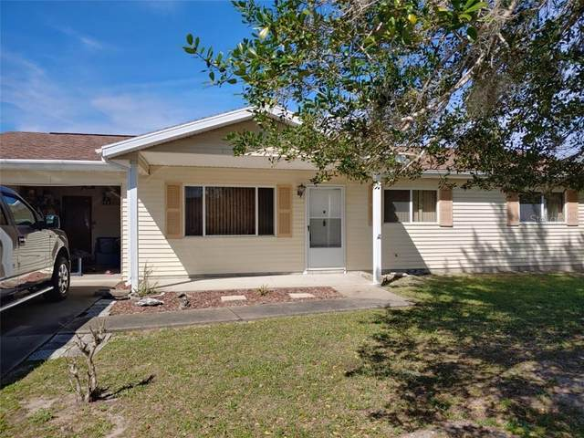 8141 SW 106TH Place, Ocala, FL 34481 (MLS #OM616050) :: The Nathan Bangs Group