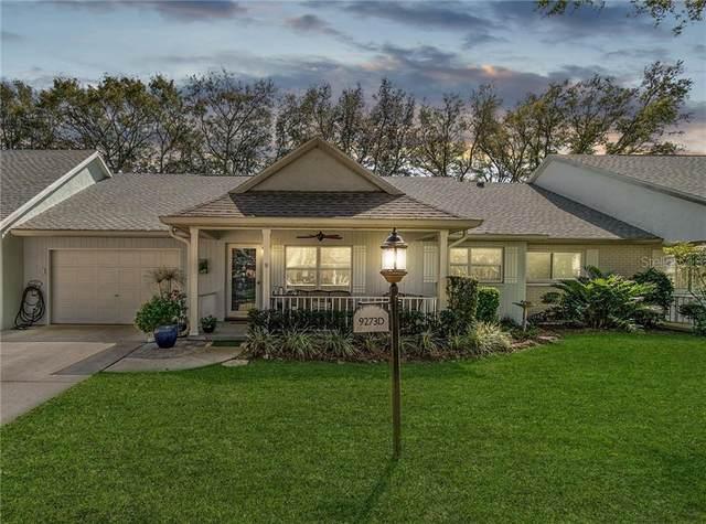 9273 SW 82ND Terrace D, Ocala, FL 34481 (MLS #OM616058) :: Florida Real Estate Sellers at Keller Williams Realty