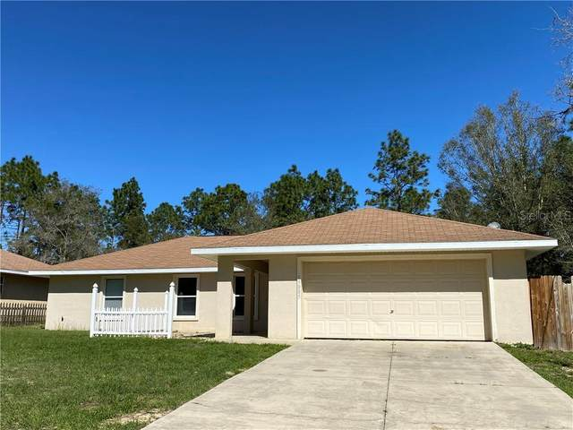 15885 SW 40TH Street, Ocala, FL 34481 (MLS #OM616082) :: Delgado Home Team at Keller Williams