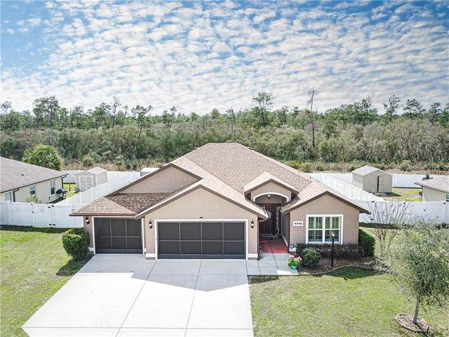9910 SW 55TH AVENUE Road, Ocala, FL 34476 (MLS #OM616088) :: The Robertson Real Estate Group