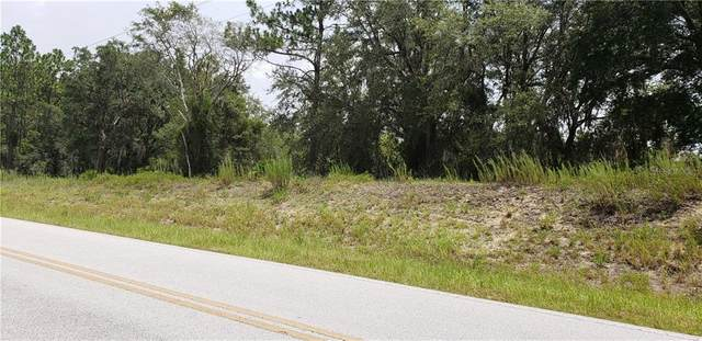 Lot 6 SE Sr 121, Morriston, FL 32668 (MLS #OM616095) :: Bob Paulson with Vylla Home