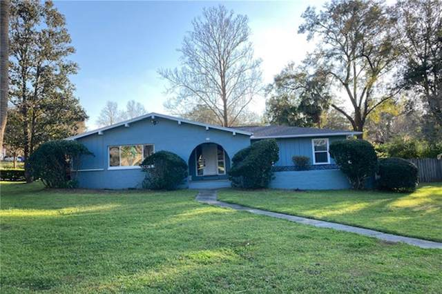 616 NW 98TH Street, Gainesville, FL 32609 (MLS #OM616106) :: BuySellLiveFlorida.com