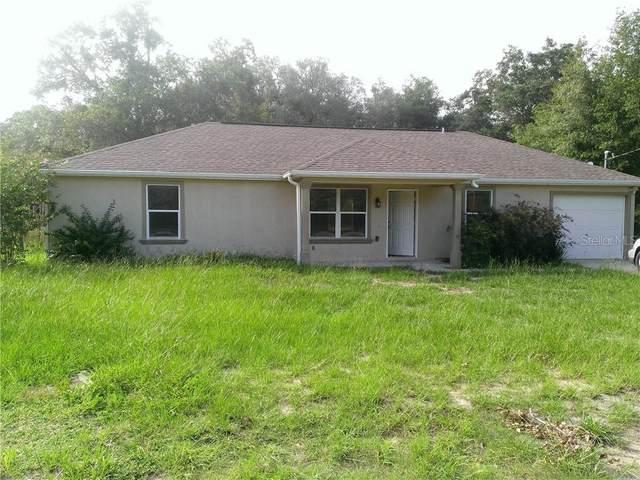 19067 Saint Augustine Drive, Dunnellon, FL 34432 (MLS #OM616111) :: The Light Team