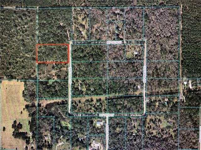 NW 149TH Avenue, Williston, FL 32696 (MLS #OM616121) :: Everlane Realty