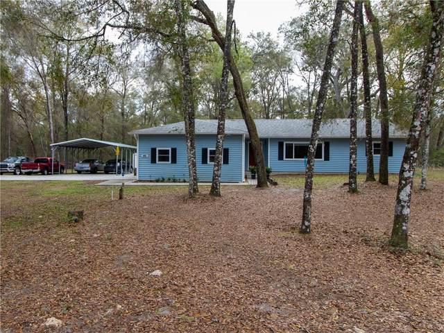 2104 East Dearborn Drive, Hernando, FL 34442 (MLS #OM616139) :: Bob Paulson with Vylla Home