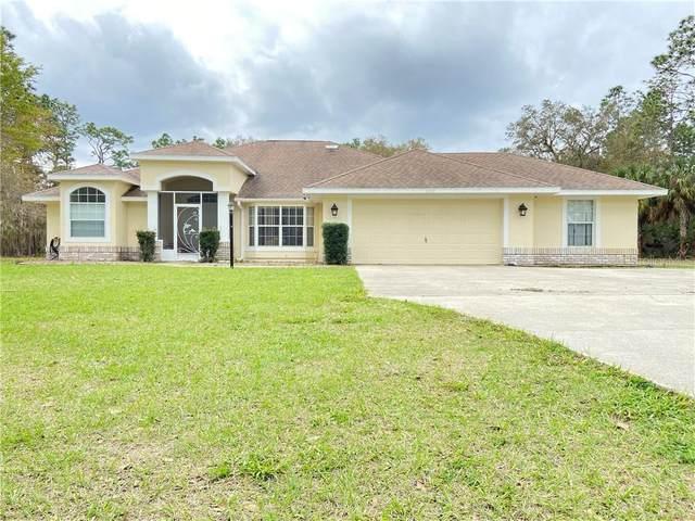 5508 N Andri Drive, Crystal River, FL 34428 (MLS #OM616141) :: Bob Paulson with Vylla Home