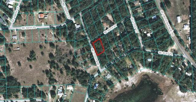 00 SE 60TH Court, Ocklawaha, FL 32179 (MLS #OM616155) :: Pepine Realty