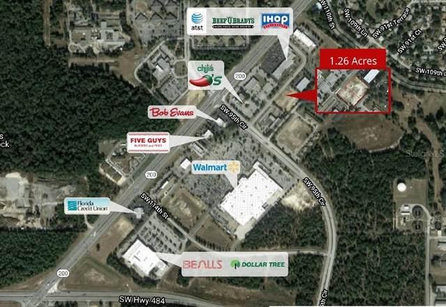 00 SW 93RD Court, Ocala, FL 34481 (MLS #OM616164) :: Better Homes & Gardens Real Estate Thomas Group