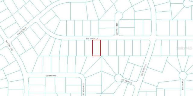 Sw 108Th Ln, Ocala, FL 34476 (MLS #OM616188) :: RE/MAX Marketing Specialists