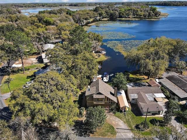 4080 E Lake Park Drive, Hernando, FL 34442 (MLS #OM616203) :: Sarasota Property Group at NextHome Excellence