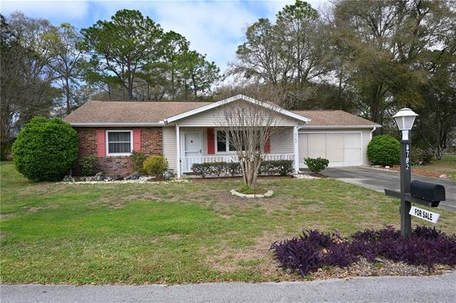 8782 SW 109TH Lane, Ocala, FL 34481 (MLS #OM616207) :: Bob Paulson with Vylla Home