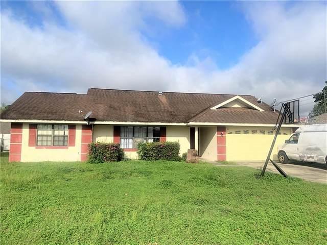 8 Pine Run Terrace, Ocala, FL 34472 (MLS #OM616212) :: Southern Associates Realty LLC