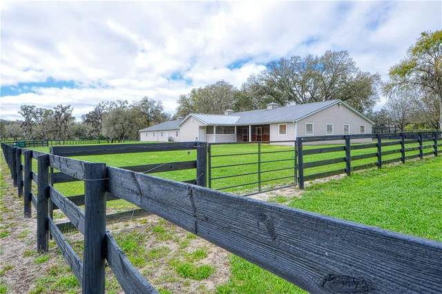 13900 SW 41ST Place, Ocala, FL 34481 (MLS #OM616237) :: Bob Paulson with Vylla Home