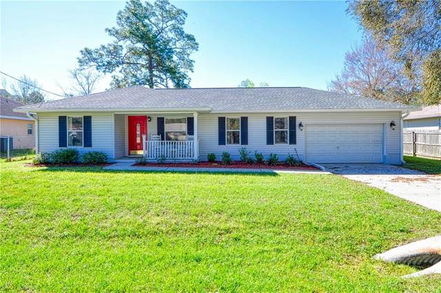 18 Redwood Track Terrace, Ocala, FL 34472 (MLS #OM616287) :: Florida Real Estate Sellers at Keller Williams Realty