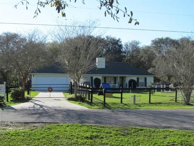 1190 NW 109TH Avenue, Ocala, FL 34482 (MLS #OM616324) :: Southern Associates Realty LLC