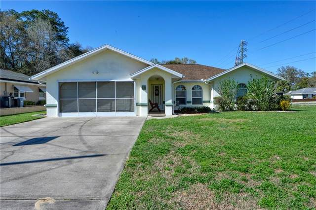 81 Teak Road, Ocala, FL 34472 (MLS #OM616337) :: Carmena and Associates Realty Group