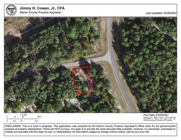 TBD SE 115TH PLACE ROAD, Ocklawaha, FL 32179 (MLS #OM616350) :: Pepine Realty