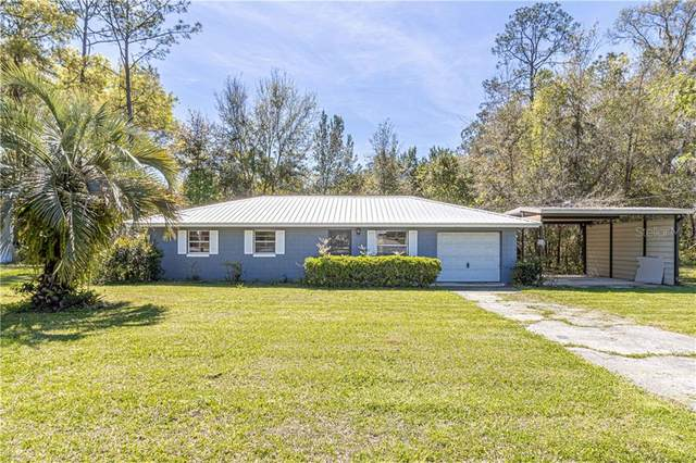 5252 SE 108TH Place, Belleview, FL 34420 (MLS #OM616365) :: The Light Team