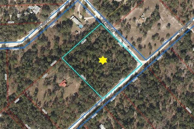 Lot 17 NE 93RD Street, Bronson, FL 32621 (MLS #OM616386) :: Century 21 Professional Group