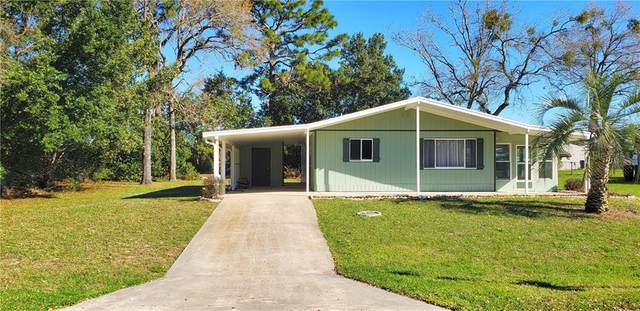 9555 SW 102ND Place, Ocala, FL 34481 (MLS #OM616387) :: Team Bohannon Keller Williams, Tampa Properties