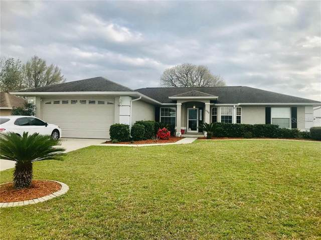 6790 SE 105TH Street, Belleview, FL 34420 (MLS #OM616391) :: The Light Team