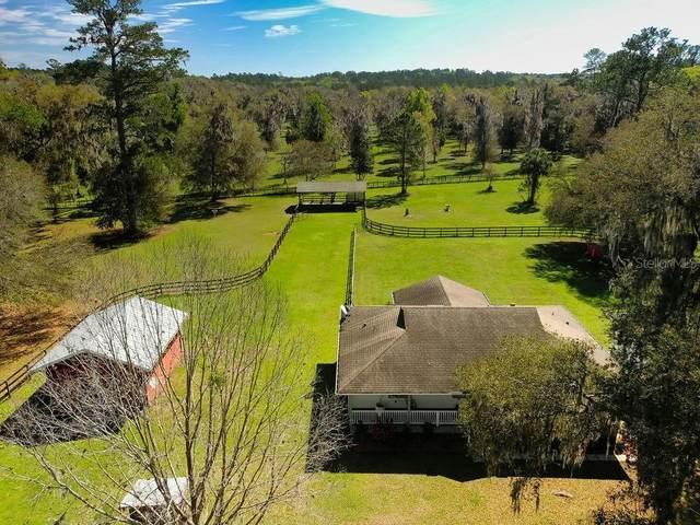 22815 N Highway 329, Micanopy, FL 32667 (MLS #OM616453) :: Dalton Wade Real Estate Group