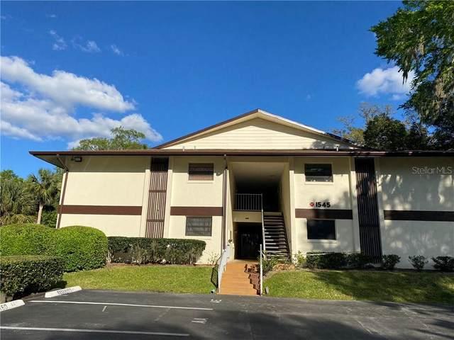 1545 NE 2ND Street G, Ocala, FL 34470 (MLS #OM616676) :: Sarasota Property Group at NextHome Excellence