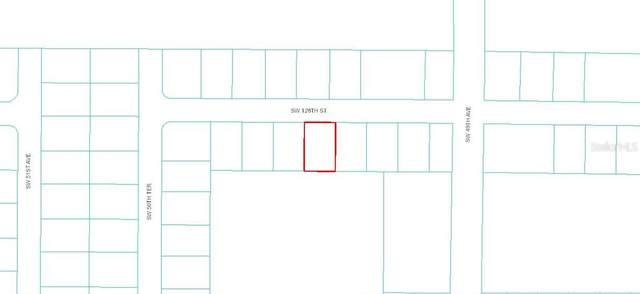 TBD SW 128TH Street, Ocala, FL 34473 (MLS #OM616797) :: Griffin Group