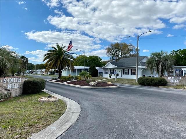 34935 Happiness Way, Zephyrhills, FL 33541 (MLS #OM616798) :: Team Borham at Keller Williams Realty