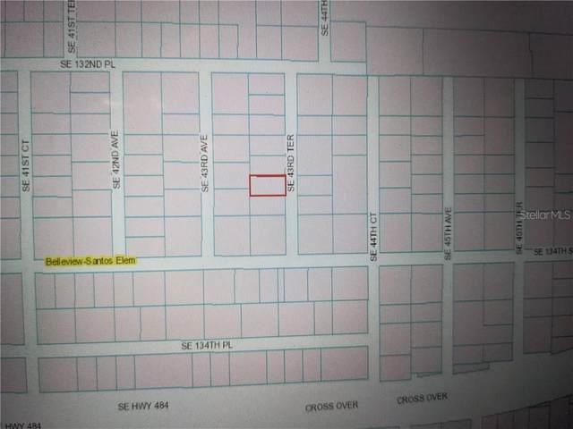 TBD SE 43RD TERR, Belleview, FL 34420 (MLS #OM616843) :: Armel Real Estate