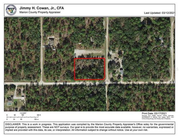 TBD SW 89TH Street, Dunnellon, FL 34432 (MLS #OM616904) :: The Lersch Group