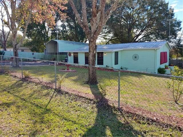 10700 Se 128Th St, Belleview, FL 34420 (MLS #OM616985) :: Vacasa Real Estate