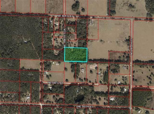 TBD NE 164TH Terrace, Williston, FL 32696 (MLS #OM617000) :: Team Borham at Keller Williams Realty